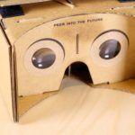 Google Cardboard – картонные очки для виртуальной реальности