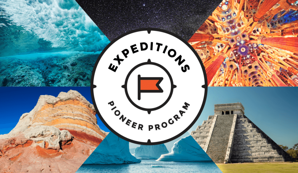 Google Expeditions Pioneer