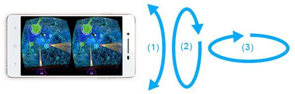 Определяем смартфоны для vr box