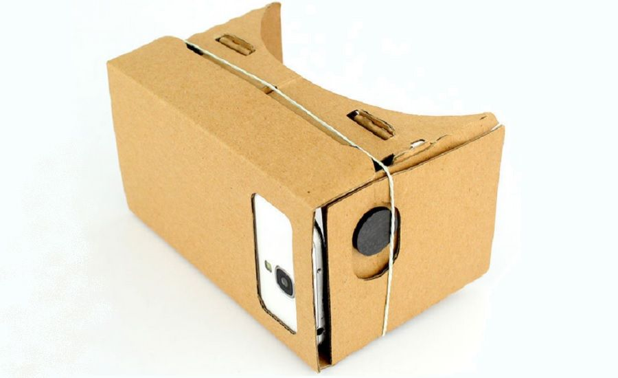 Внешний вид Cardboard