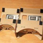 Отличия Google Cardboard версии 1 от версии 2.0