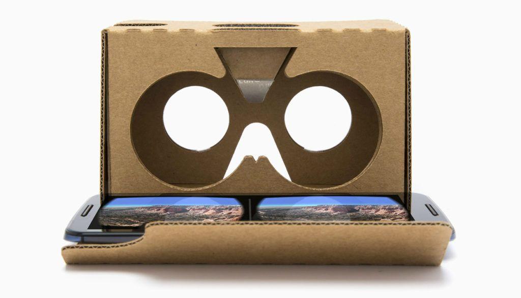 Смартфон для Cardboard 2.0