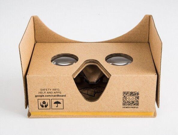 Очки виртуальной реальности Cardboard 2.0