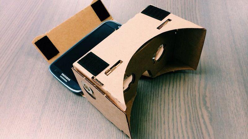 Смартфон для Cardboard