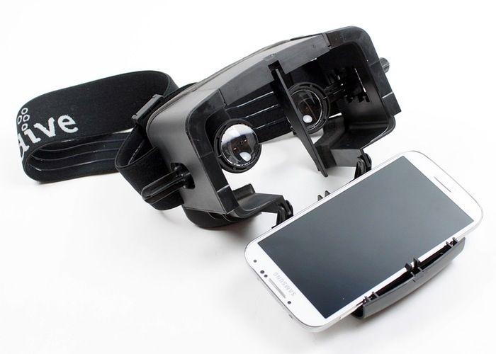 Очки виртуальной реальности для андроид
