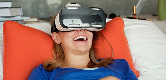 Принципы работы VR очков