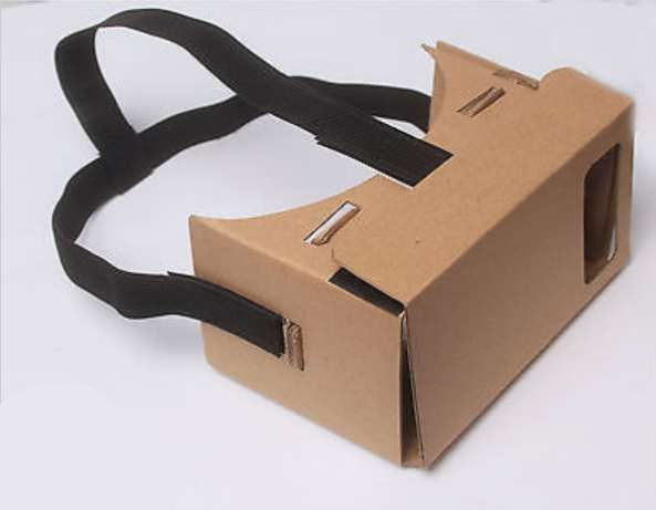 Очки Cardboard