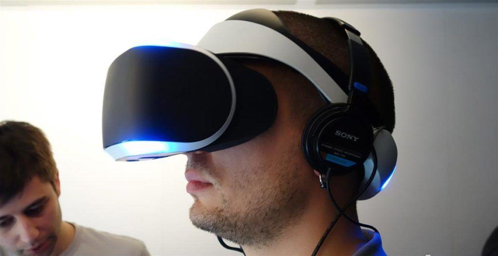 Шлем VR