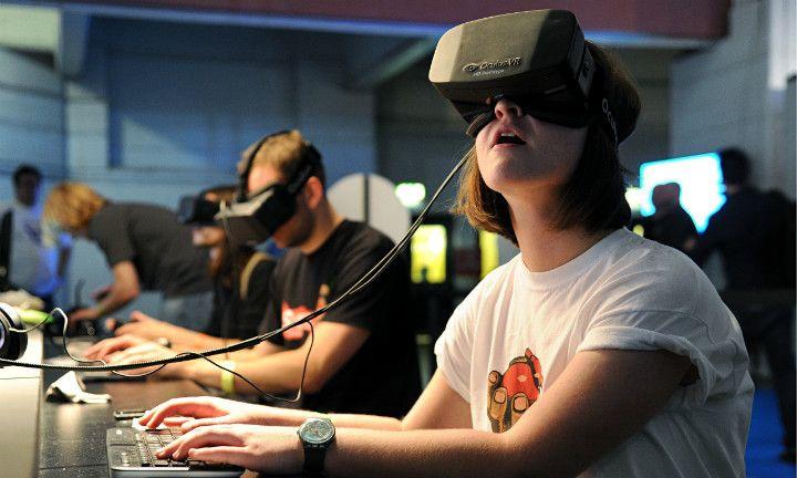 VR гарнитура