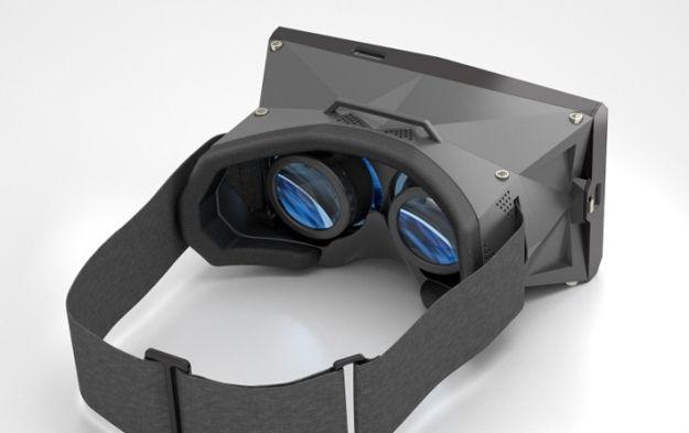 Пластиковые VR очки