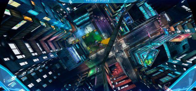 Crazy Swing VR — потрясающий аттракцион качели