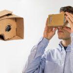Google Cardboard – первый опыт эксплуатации