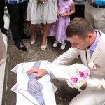 Как сделать яркий выкуп невесты на свадьбе?