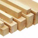Пиломатериалы из натуральной древесины