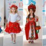 Модные фасоны платьев для девочек в новом сезоне 2018