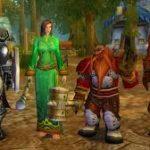 Прокачка персонажей в World of Warcraft