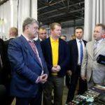 Встреча Максимом Поляковым с президентом
