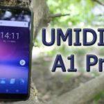 UMIDIGI Z2  смартфон с отличным дизайном