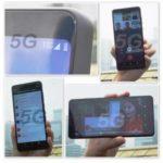 Первый видеозвонок в сетях 5G