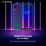 UMIDIGI One Max и его функции