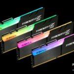 Комплект оперативной памяти G.SKILL Trident Z RGB на 32 ГБ для платформы AMD X399