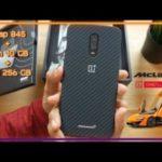 OnePlus 6T McLaren Edition смартфон с хорошей оперативной памятью