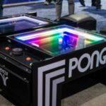 Игровая платформа Universal Space для игры в PONG