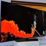 Игровой OLED-монитор Alienware 55 имеет кадровую частоту 120 Гц