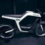 Прототип велосипеда и мотоцикла Novus