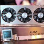 Новая видеокарта AMD Radeon VII