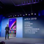 Представлен Vivo APEX 2019 — смартфон без отверстий и c модемом 5G