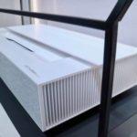 Лазерный проектор 4К формата LG CineBeam