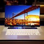 Samsung представила первый в истории 15,6-дюймовый 4-дюймовый OLED-дисплей