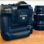 Появились живые фото беззеркалки Olympus E-M1X за 3000 долларов