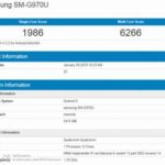 Samsung Galaxy S10 Lite показал слабый результат в бенчмарке