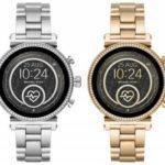 Смарт-часы Michael Kors Access Sofie 2.0 оснащены частотой сердечных сокращений (ЧСС)