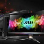 MSI показала монитор для стримеров