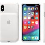 Apple запускает чехлы Smart Battery для iPhone XR, XS и XS Max