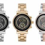 Умные часы Michael Kors Sofie 2.0
