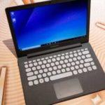 Ноутбук Samsung Notebook Flash получил оригинальную клавиатуру