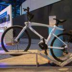 Новый велосипед Cybic E-Legend с поддержкой Alexa