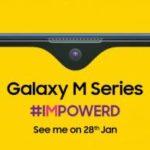 Состоялся предварительный анонс смартфонов Samsung Galaxy M