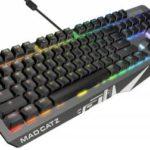 Mad Catz показала две новые клавиатуры