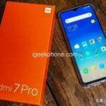 Смартфон Xiaomi Redmi 7 Pro будет стоить 100 долларов