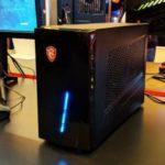 Игровой мини-ПК MSI Infinite S получил CPU Intel Core i5-9400