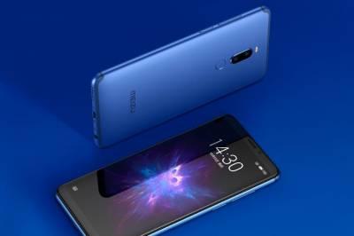 Смартфон с хорошим дисплеем Meizu Note 8