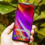 Флагманский смартфон LG G7 Fit