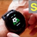 Смарт-часы No.1 S10 оснащены защитой от влаги и пыли по стандарту IP68