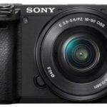 Sony анонсировала беззеркальный фотоаппарат A6400 среднего уровня