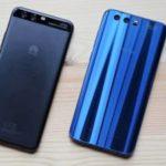 Смартфоны Huawei P10 и Honor 9 получили прошивку EMUI 9.0.1